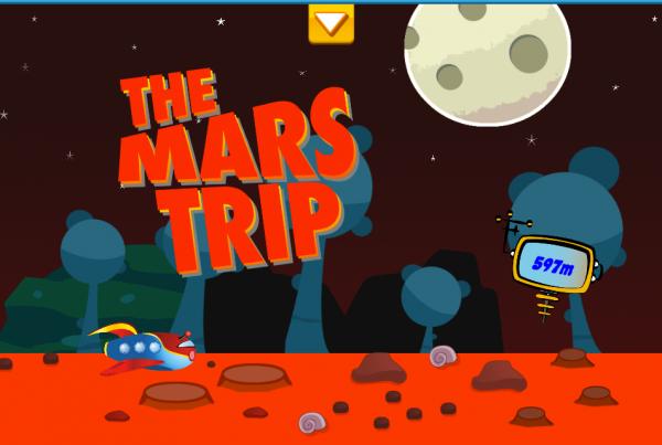 The Mars trip