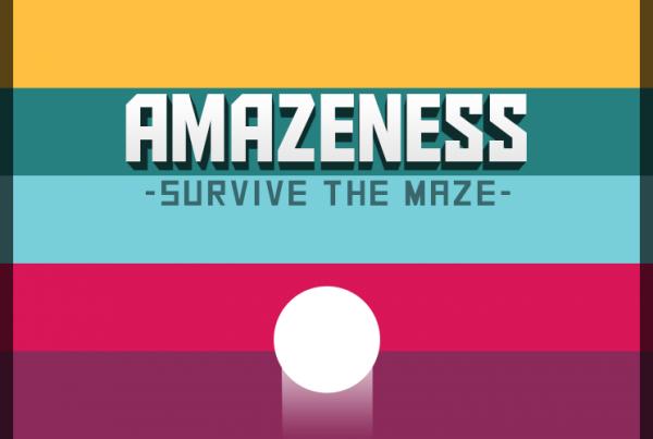 Amazeness - Survive the maze