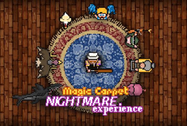 Magic Carpet nuovo titolo