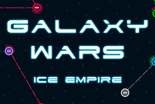 Galaxy Wars - Ice Empire