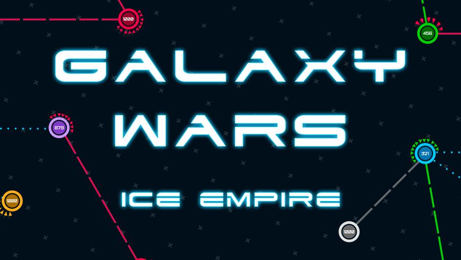 Galaxy Wars - Ice Empire