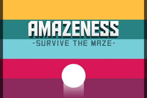Amazeness - Survive the maze