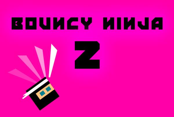 Bouncy Ninja 2